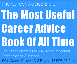 The Success Manual Career Advice Bible